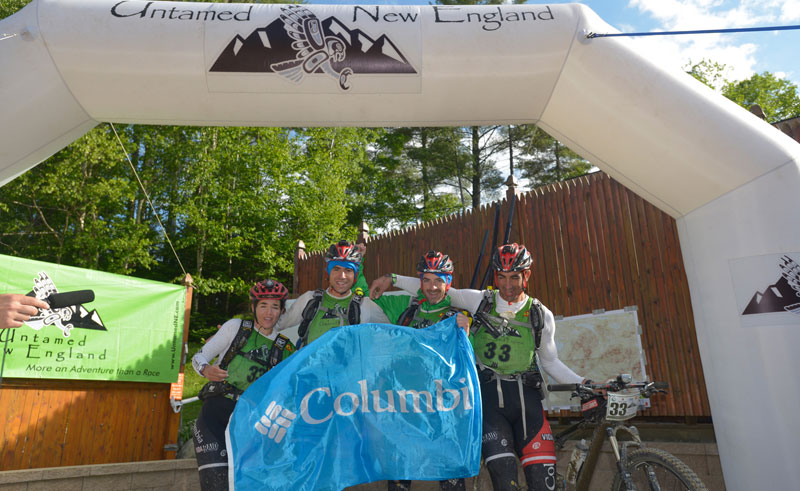 2014 Expedition Race Winners: Team Columbia Vidaraid